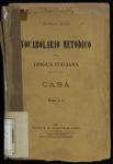 Vocabolario metodico della lingua italiana. Casa
