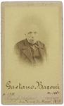Gaetano Baroni - recto