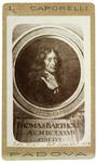 Thomas Bartholin - recto