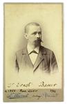 D. Ernst Bauer - recto