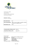 State of the art report on persistent identifier standards and management tools