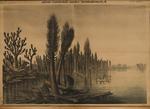 Jdeale Landschaft aus der Steinkohlenzeit, II