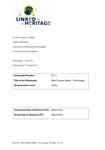 Best Practice Report - Terminology. Deliverable  D 3.1
