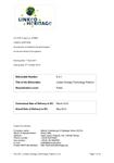 Linked Heritage Technology Platform. Deliverable 5.1