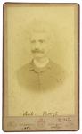 Antonio Borzì - recto
