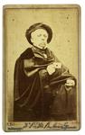 Dr. Pietro Bubani - recto