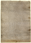 1199 novembre 5, Padova, ante capellam domini Gerardi episcopi
