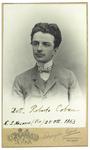 Dott. Roberto Cobau - recto