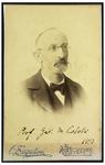 Prof. Gio. de Cobelli - recto