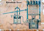 Hydraulische presse - [tafeln n.] 3