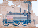 Locomotive [tafeln n.] 7