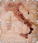 Abbozzo di carta sismica della Italia del prof. T. Taramelli