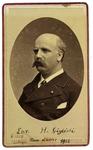 Enr. H. Giglioli - recto