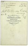 Göppert, Heinrich Robert - verso
