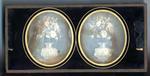 Due dagherrotipi stereoscopici