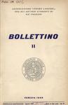 Bollettino Nuova Serie n. 2 - agosto 1959