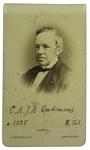 C. A. J. A. Oudermans - recto
