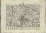 Foglio n° 1 de La Gran Carta del Padovano: mappa della città di Padova