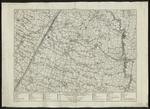Foglio n° 2 de La Gran Carta del Padovano: territorio a sud-est della città di Padova