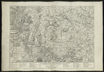 Foglio n° 3 de La Gran Carta del Padovano: i Colli Euganei settentrionali