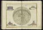 Planisferio celeste meridionale tagliato sull'Equatore; Specole di Parigi, di Kassel, di Greenwich e di Copenhagen (1777)