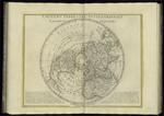 Emisfero terrestre settentrionale tagliato su l'Equatore (1779).