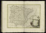 Li Regni di Spagna e Portogallo divisi nelle sue provincie (1775).