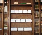 Armadio che contiene l'Iconoteca dei botanici