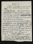 Civitas Nova - Lezione I, Precedenti e prospettive di unione, 3 settembre 1947 (canovaccio)