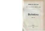 Bollettino [n.2] maggio 1899