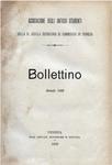 Bollettino [n.1] gennaio 1899