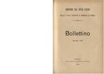 Bollettino [n. 3] novembre 1899