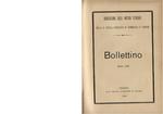 Bollettino [n. 4] marzo 1900