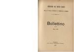 Bollettino n. 7, marzo 1901