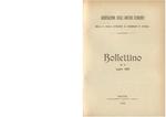 Bollettino n. 11, luglio 1902