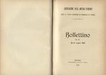 Bollettino n. 14, aprile-luglio1903