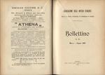 Bollettino n. 24, marzo - giugno 1906