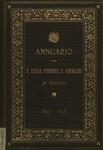 Annuario della R. Scuola superiore di commercio in Venezia per l'anno scolastico 1897-1898