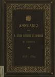 Annuario della R. Scuola superiore di commercio in Venezia per l'anno scolastico 1898-1899