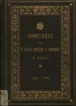 Annuario della R. Scuola superiore di commercio in Venezia per l'anno scolastico 1900-1901
