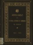 Annuario della R. Scuola superiore di commercio in Venezia per l'anno scolastico 1902-1903