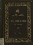 Annuario della R. Scuola superiore di commercio in Venezia per l'anno scolastico 1903-1904