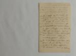 Lettera da Braun a Visiani (25 febbraio 1853)