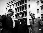 11 aprile, l'arrivo di Le Corbusier ai Tolentini