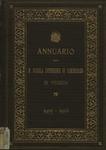 Annuario della R. Scuola superiore di commercio in Venezia per l'anno scolastico 1905-1906