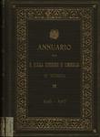 Annuario della R. Scuola superiore di commercio in Venezia per l'anno scolastico 1906-1907