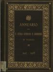 Annuario della R. Scuola superiore di commercio in Venezia per l'anno scolastico 1907-1908