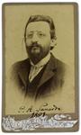 P. A. Saccardo - recto