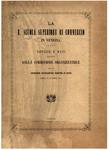 La r. Scuola superiore di commercio in Venezia : notizie e dati raccolti dalla Commissione organizzatrice per la esposizione internazionale marittima in Napoli aperta il 17 aprile 1871