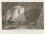 Veduta della Fonte Sotterra di Fiesole.